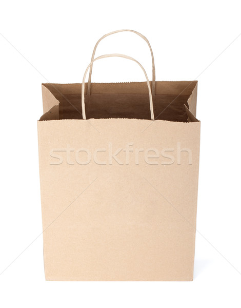Shopping paper bag Stock photo © karandaev