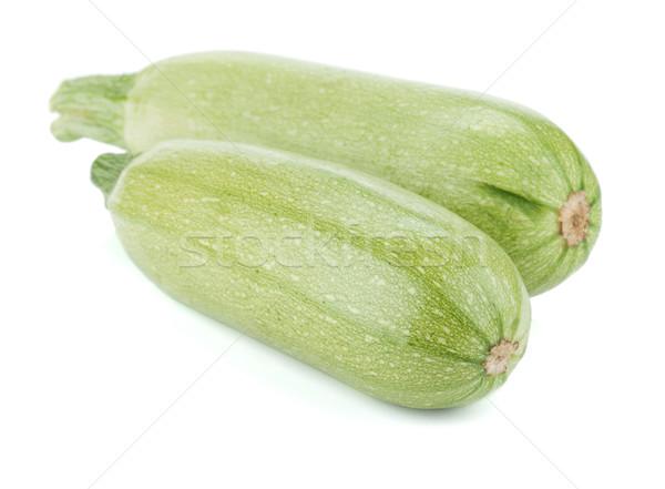 Fresh marrow vegetable Stock photo © karandaev