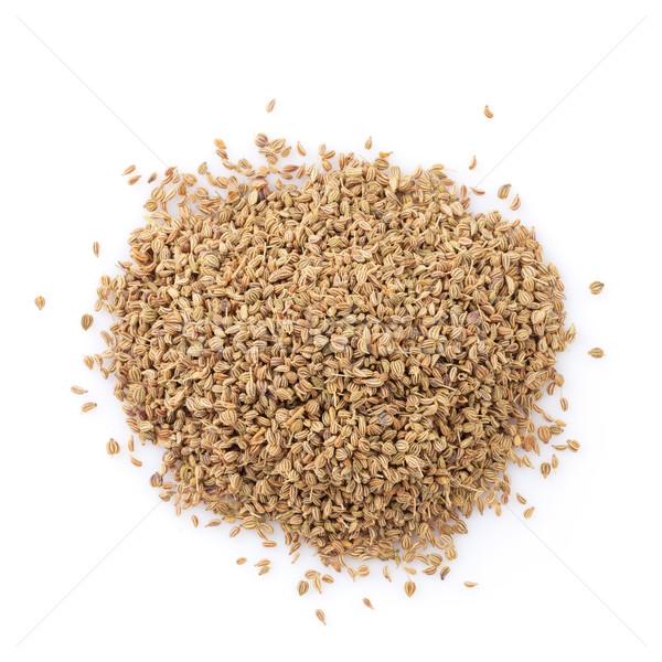 Dill seed spice Stock photo © karandaev