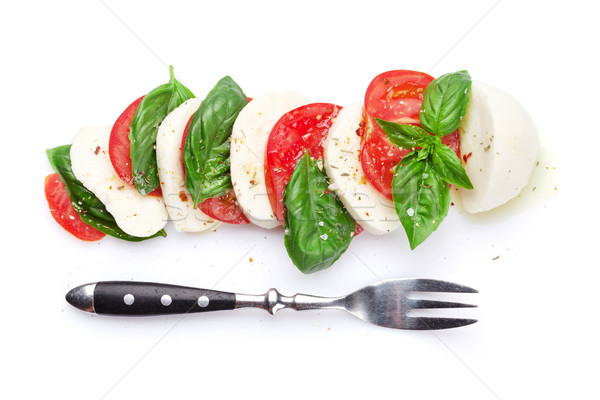 Caprese salad Stock photo © karandaev