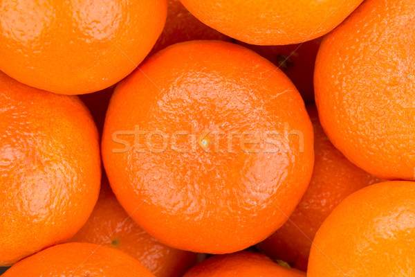 Olgun mandalina sulu gıda yaz Stok fotoğraf © karandaev