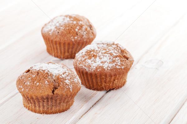 Gingerbread cookies Stock photo © karandaev