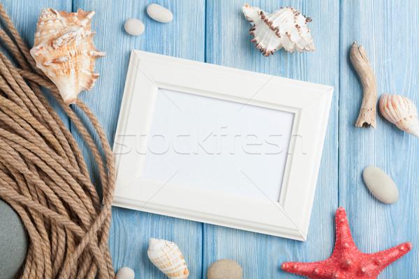 морем отпуск звездой рыбы морской Сток-фото © karandaev