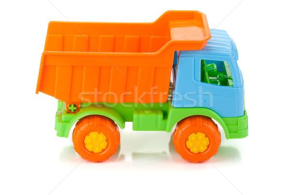 Color toy car Stock photo © karandaev