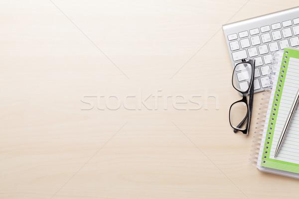 Office desk Stock photo © karandaev