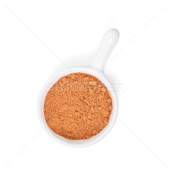 Nutmeg powder Stock photo © karandaev