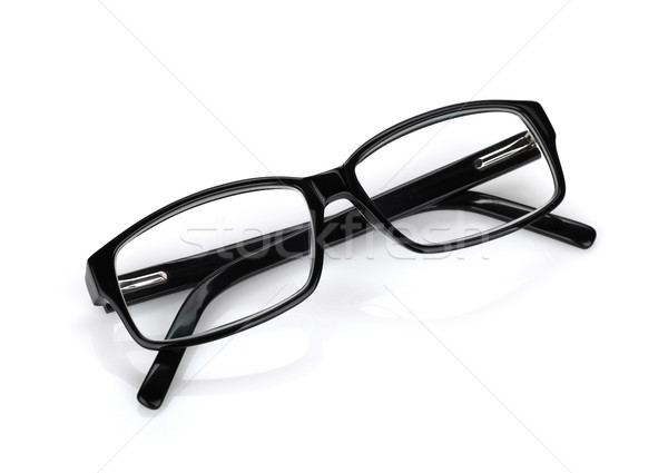 Glasses Stock photo © karandaev
