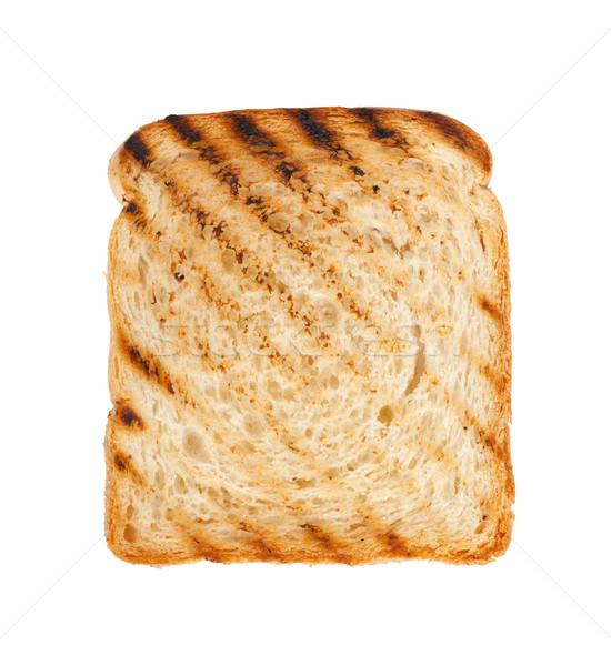白パン トースト 孤立した 白 食品 健康 ストックフォト © karandaev