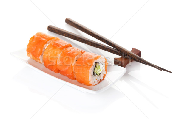 Sushi maki Stock photo © karandaev