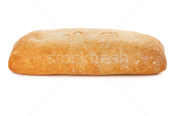 Ciabatta bread Stock photo © karandaev
