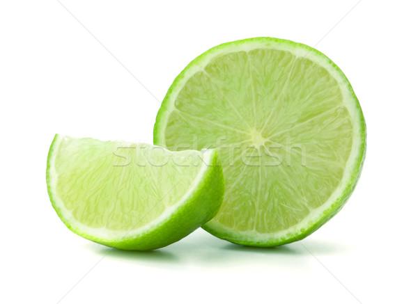 Fresh ripe lime Stock photo © karandaev