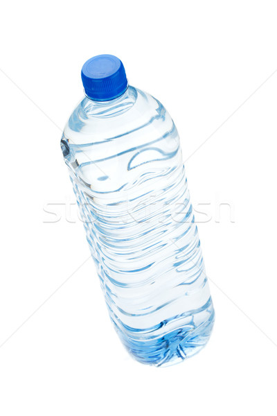 Soda water bottle Stock photo © karandaev