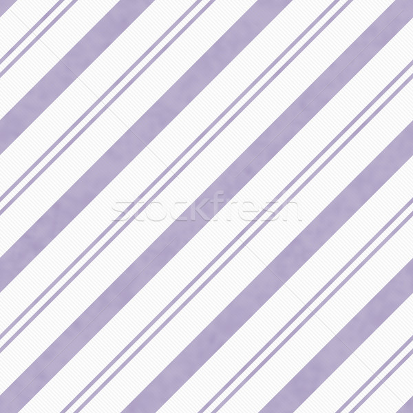 Paars diagonaal gestreept weefsel naadloos Stockfoto © karenr