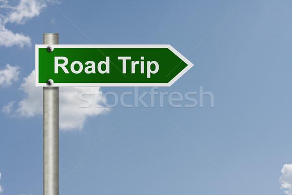 Taking a road trip Stock photo © karenr