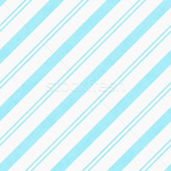 диагональ полосатый ткань бесшовный бумаги Сток-фото © karenr