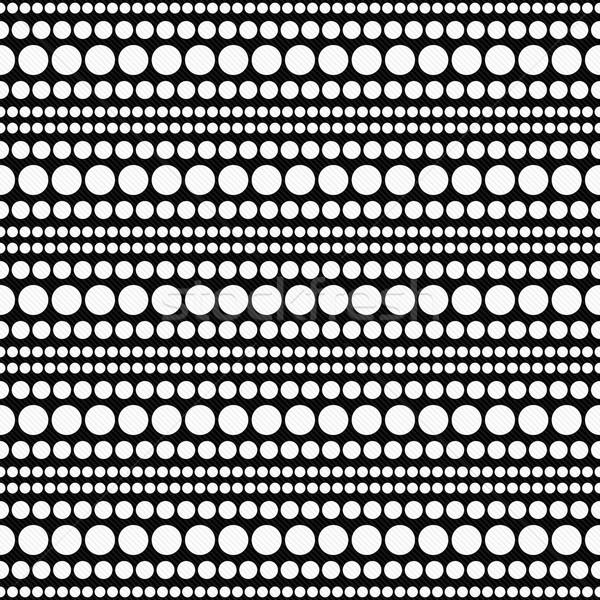 белый черный аннотация дизайна плитка Сток-фото © karenr