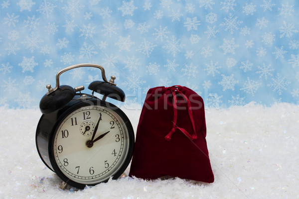 It is Christmas Time Stock photo © karenr