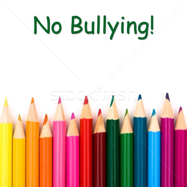 No Bullying Stock photo © karenr
