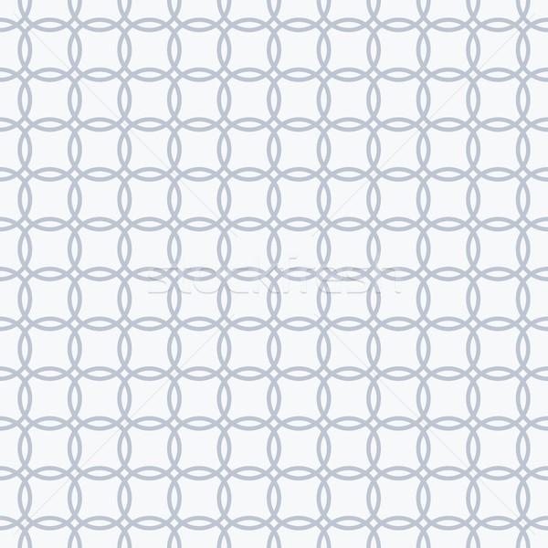 Simple vecteur géométrique résumé modèle Photo stock © karetniy