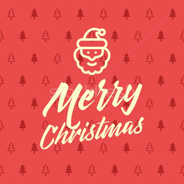Stock fotó: Karácsony · ikon · gyűjtemény · végtelen · minta · tél · ünnepek · vektor