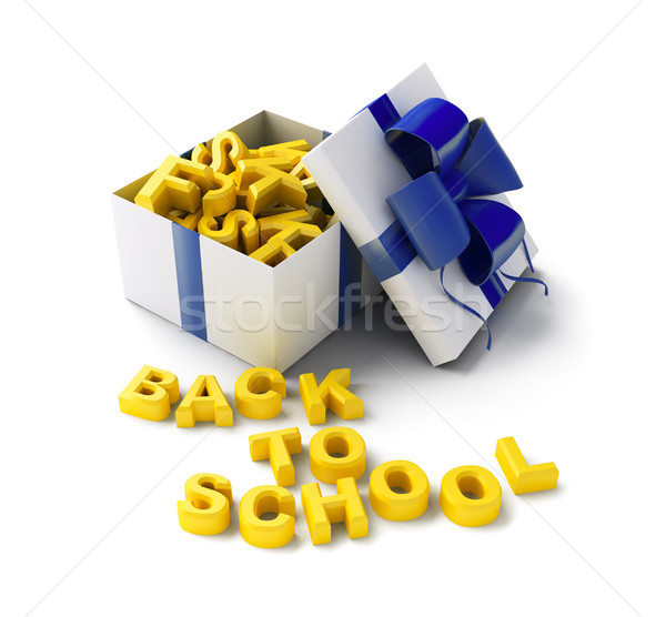 back to school Stock photo © kash76