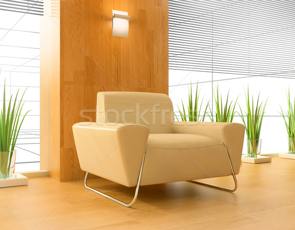 place for rest in hotel  Stock photo © kash76