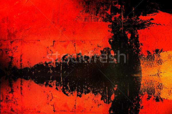 Colorato abstract forme linee blu energia Foto d'archivio © kash76