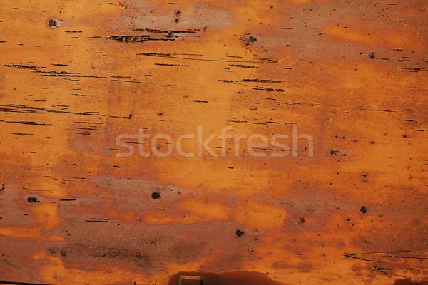 ржавые аннотация складе изображение стены Сток-фото © kash76