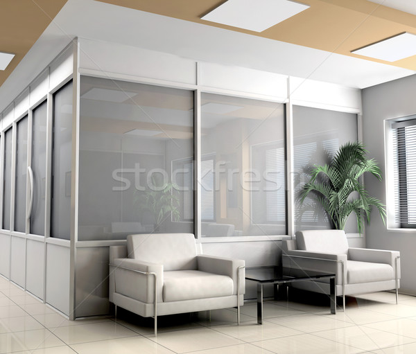Modern office Stock photo © kash76