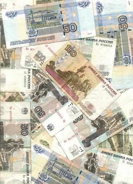 Russian money Stock photo © kash76
