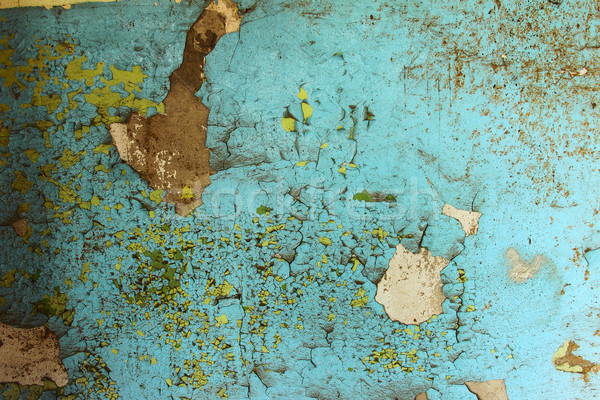 blue grunge home background Stock photo © kash76