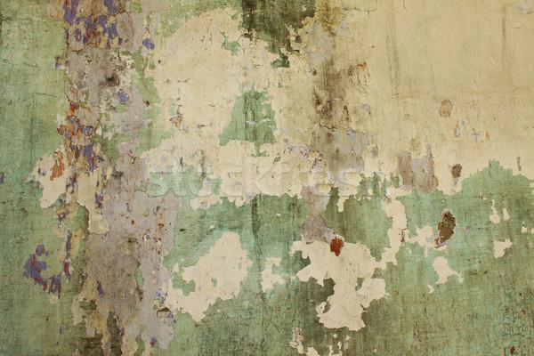 Grunge domu streszczenie ściany Zdjęcia stock © kash76