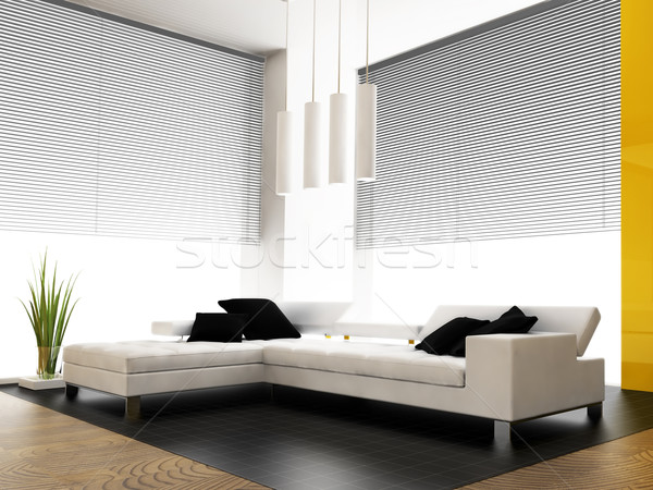 modern interior Stock photo © kash76