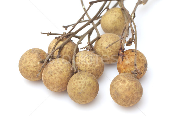 Branco comida fruto verde mercado cor Foto stock © kawing921