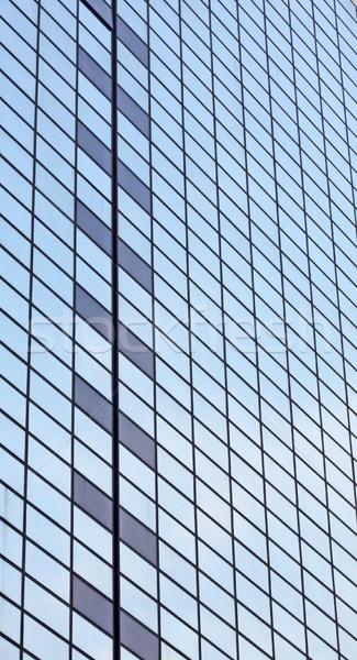 Escritório windows negócio textura edifício parede Foto stock © kawing921