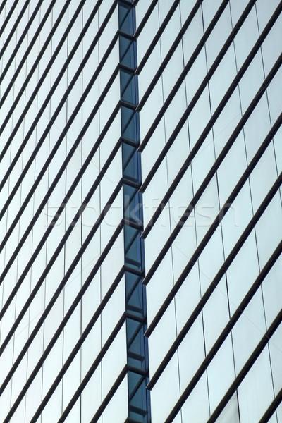 Office windows Stock photo © kawing921