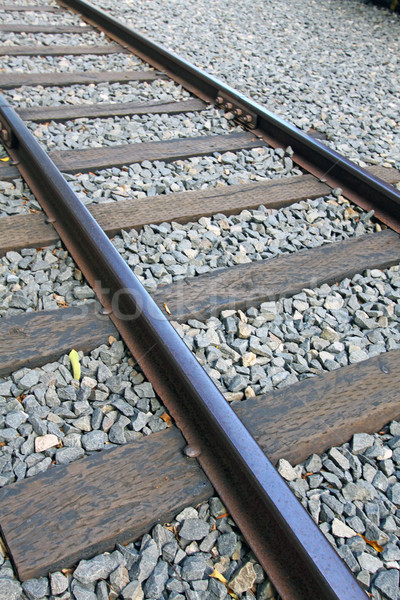 Railway Stock photo © kawing921