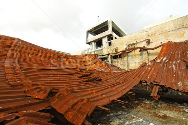 A ruin Stock photo © kawing921