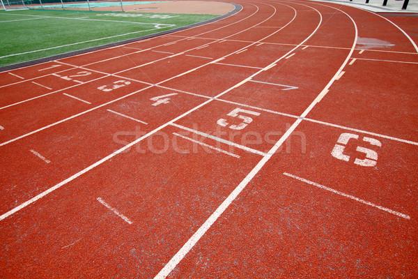 Abstrato ver corrida seguir fundo exercer Foto stock © kawing921