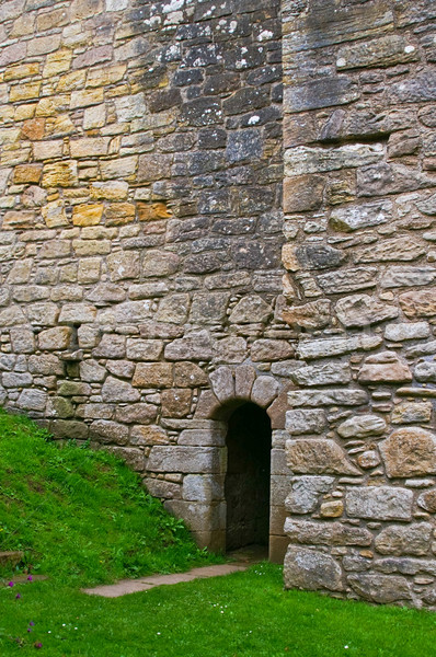 detail passage way castle Stock photo © kaycee