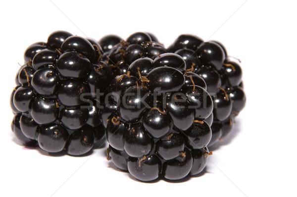 blackberries Stock photo © kaycee