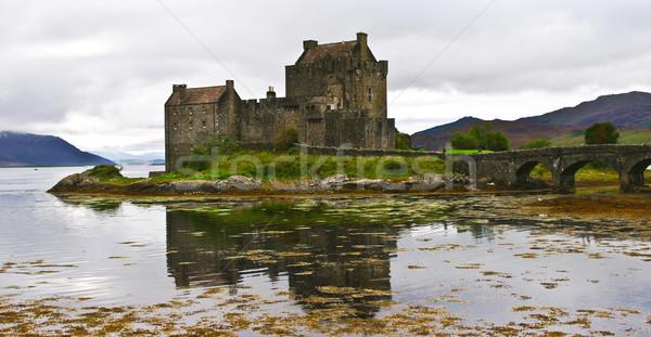 ancient castle Stock photo © kaycee