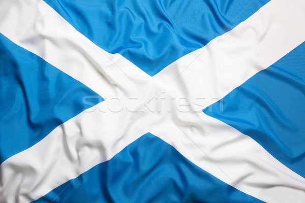 Flag of Scotland Stock photo © kb-photodesign