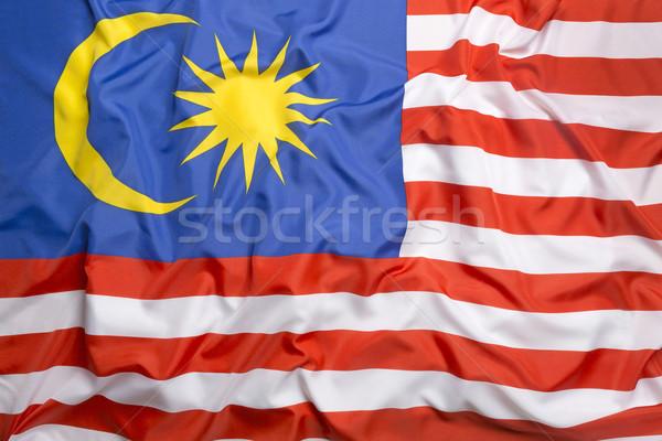 Flag of Malaysia Stock photo © kb-photodesign