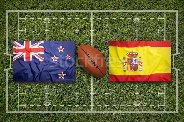 Stock photo: Ireland vs. Scotland