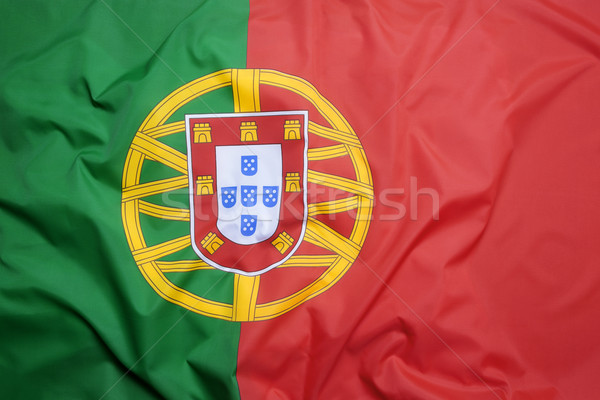 Flag of Portugal Stock photo © kb-photodesign
