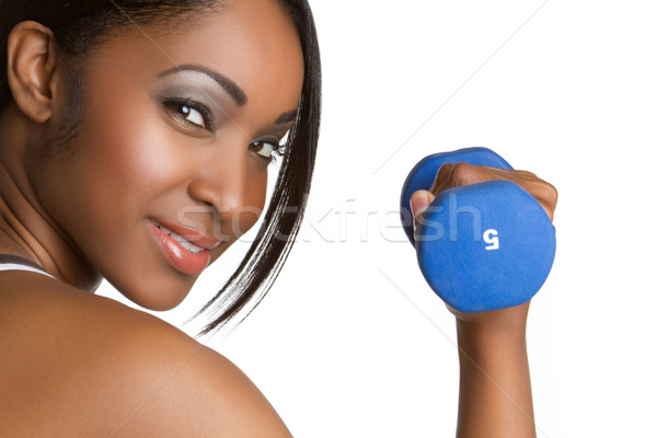 Fitness Woman Stock photo © keeweeboy