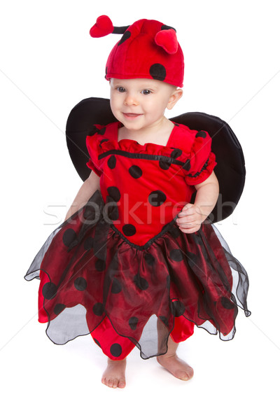 Baby Halloween Costume Stock photo © keeweeboy