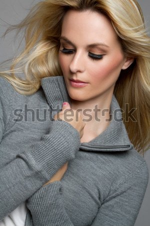 Blond Woman Stock photo © keeweeboy