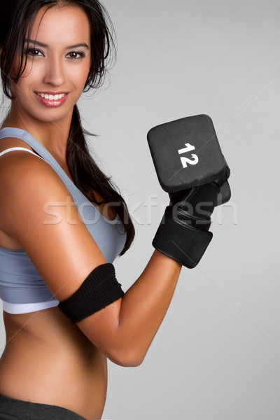 Fit Woman Stock photo © keeweeboy